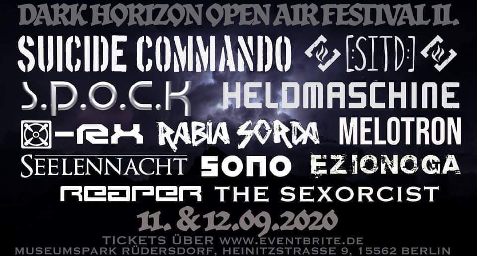 2.Dark Horizon Open-Air Berlin Ruedersdorf